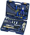 "1/2""&1/4"" DR. 72pcs Socket Tool Kit"